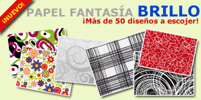 diseños papel regalo fantasia brillo